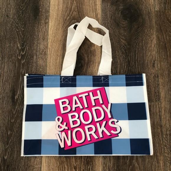 Bath & Body Works Other - Bath and Body Works tote bag